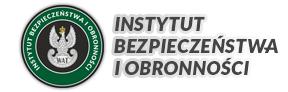 Instytut Bezpieczeństwa i Obronności